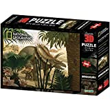 [Sponsored]Prime 3D National Geographic Stenonychosaurus Super 3D Puzzle (500 Pieces)
