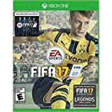 FIFA 17 (Xbox One) with Bonus 500 FIFA Ultimate Team Points - Xbox One