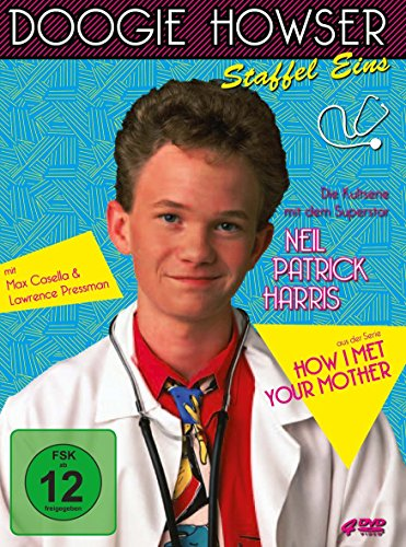 Doogie Howser - Staffel Eins [4 DVDs]
