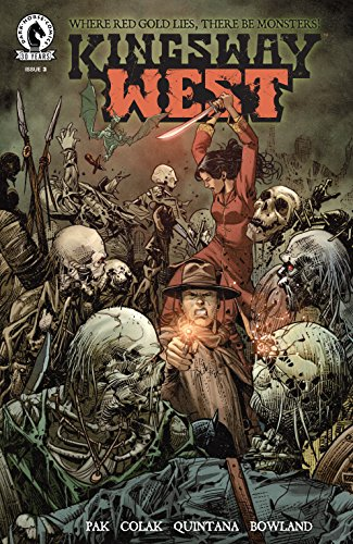 Kingsway West #3 (English Edition)