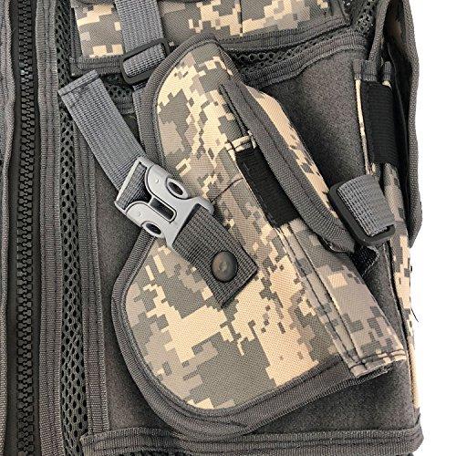 Zoom IMG-2 freiesoldaten gilet tattico da caccia