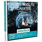 SMARTBOX - Coffret Cadeau - EVASION INSOLITE ET ENCHANTÉE - 750 séjours : hébergements insolites ou hôtels de 3* à 5*