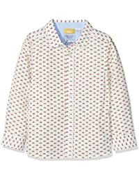 656163d815fbed Amazon.it: Camicia bianca - 80 cm / Bambino 0-24 / Prima infanzia ...
