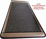 #4: Carefit Korean Star Shaped Hexa Black Tourmaline Stone Full Body Heating Mattress (Size 2.6 Ftx 6.22 Ft)