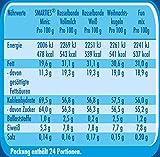 Image of Nestlé SMARTIES bunter Adventskalender, Weihnachtskalender für Kinder, mit Schokolade & Pralinen gefüllt, für Jungen und Mädchen, 1 x 227 g