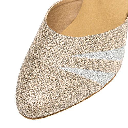 Miyoopark - Ballroom donna Champagne-6cm Heel