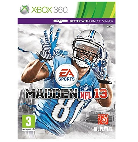 Madden NFL 13 (Xbox 360) [UK IMPORT] (Video-spiele Madden Xbox 360)