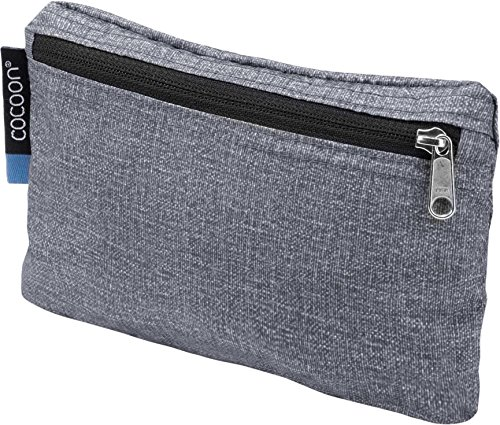 Cocoon Traveler Laundry Bag heather grey/black 2017 Gepäckordnung
