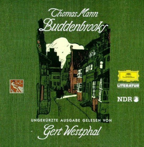 Buchseite und Rezensionen zu 'Buddenbrooks: Lesung. Ungekürzte Ausgabe' von Thomas Mann