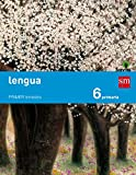 Lengua. 6 Primaria. Savia - 9788467575668 (Tapa blanda)