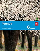 Lengua, 6 Primaria, 1 Trimestre, Savia