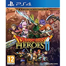 Dragon Quest: Heroes 2 - Edizione Explorer - PlayStation 4