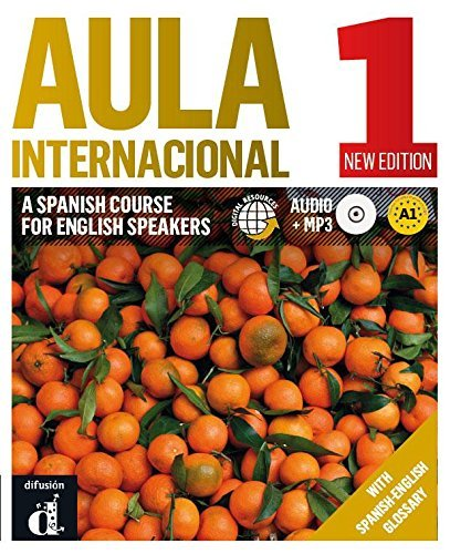 Aula Internacional 1. Nueva edicion. Libro del alumno + CD (English edition). A Spanish Course for English Speakers (Spanish Edition) by Jaime Corpas (2013-01-11)
