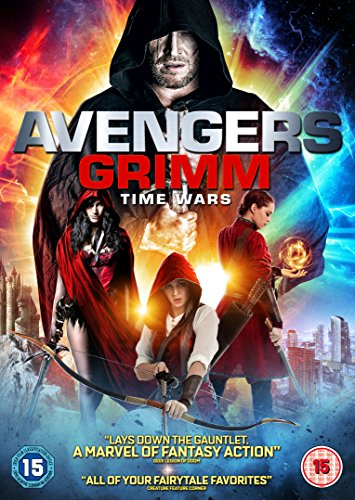 Avengers Grimm: Time Wars [DVD]