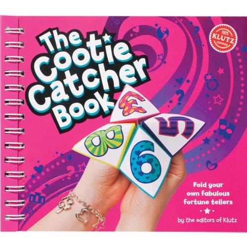 The Cootie Catcher Book (Klutz) (Catcher Spiel)