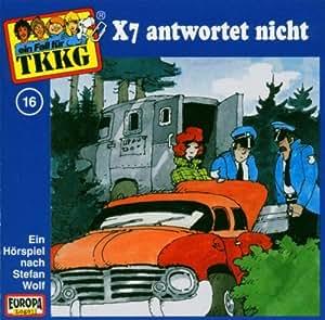 Tkkg - Folge16: X7 antwortet nicht