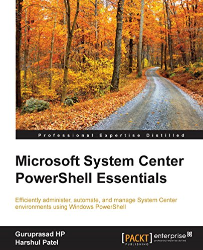 Hp Media Center-computer (Microsoft System Center PowerShell Essentials (English Edition))