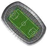 Fútbol Plato Party de 23cm (8unidades)