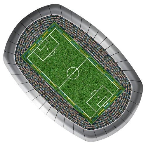 r 23 cm (8 Stück) (Fußball Kostüme Für Männer)