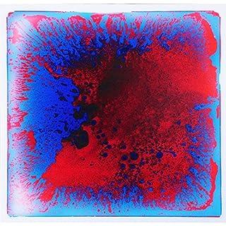 Art3d Liquid Dance Floor Colorful Home Decor Tile, 12