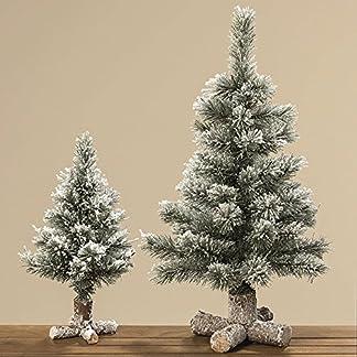 Meinposten-Tannenbaum-knstlicher-Weihnachtsbaum-35-cm-o-60-cm-grn-beschneit-mit-Stnder