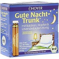 Hoyer Gute Nacht Trunk 10x10ml preisvergleich bei billige-tabletten.eu