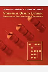 Statistical Quality Control: Strategies and Tools for Continuous Improvement (Statistics. Probability and Statistics) Paperback