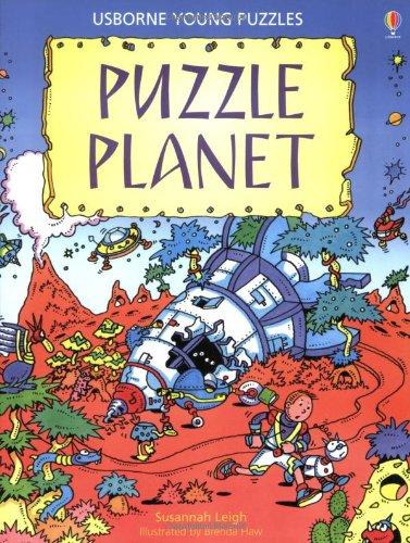 Puzzle Planet (Young Puzzles) por Susannah Leigh