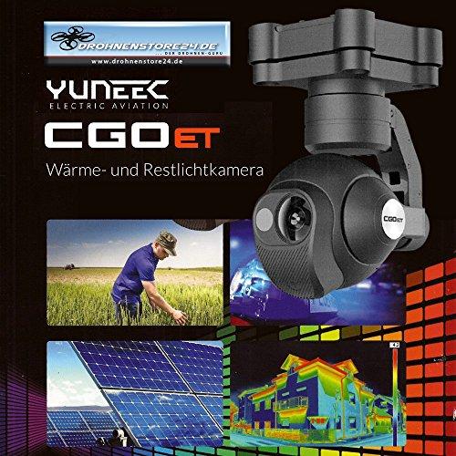 Yuneec CGO ET Wärmebildkamera Kofferset +Typhoon H Advanced + SkyView Brille -