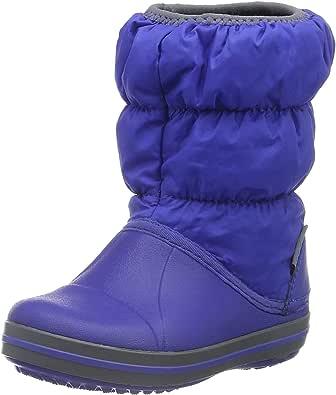 Crocs Unisex - Bambini Winter Pff Boot Kids Stivali