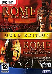 Total War : Rome - édition gold