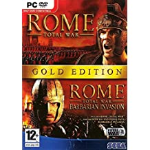 Total War : Rome - édition gold [Importación francesa]