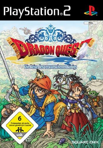 Preisvergleich Produktbild Dragon Quest: Die Reise des verwunschenen Königs