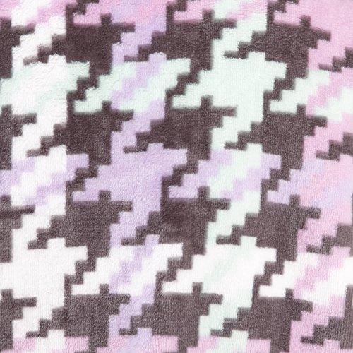 Dannii Matthews Damen Morgenmantel Mehrfarbig Multi Colored Türkis - Mehrfarbig