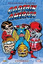 Captain America Intégrale T07 1973 de Sal Buscema