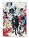 CoolChange puzzle di Tokyo Ghoul, motivo: il mondo di Ken Kaneki