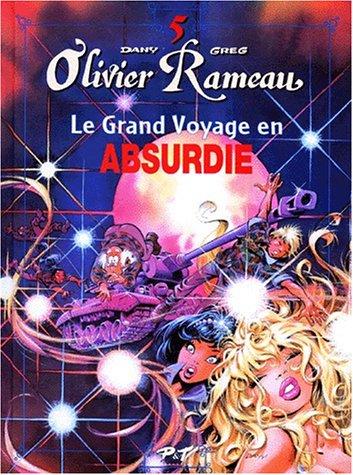 Le Grand voyage en Absurdie