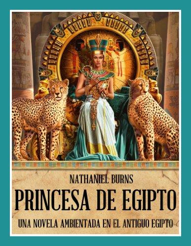 Princesa De Egipto por Nathaniel Burns