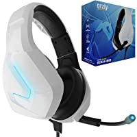 Orzly Gaming Headset for PC and Gaming Consoles PS5, PS4, XBOX SERIES X | S, XBOX…
