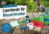 Die große Entdeckerbox: Experimente für Wasserforscher - Bärbel Oftring