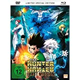 Hunter x Hunter - The Last Mission Special Edition im Mediabook