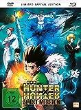 HUNTERxHUNTER - The Last Mission Special Edition im Mediabook [DVD + Blu-ray]