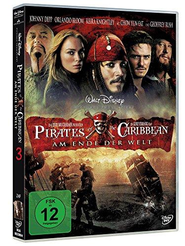 Bild von Pirates of the Caribbean - Am Ende der Welt (Einzel-DVD)