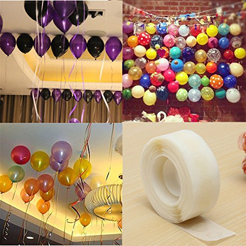 moppi-250pcs-glue-dots-wedding-party-balloon-permanent-adhesive-bostik