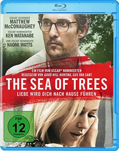 The Sea of Trees [Blu-ray]