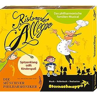 Ristorante Allegro: Das philharmonische Familien-Musical