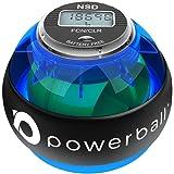 Powerball NSD 280Hz Palla per Esercizi di Riabilitazione e Potenziamento della Avambraccio | Allenatore per la Forza di Presa