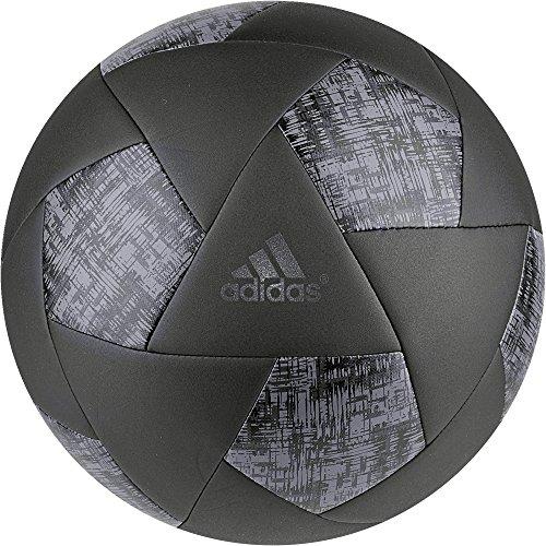 adidas X Glider Fußball, Core Black/Dark Grey/Onix, 5