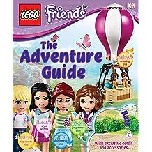 LEGO FRIENDS: The Adventure Guide