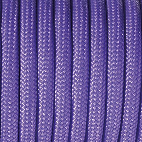 Paracord 4 mm x 50 m (Mauve)